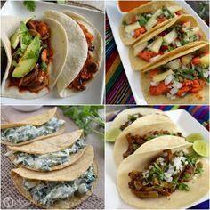 Recetas de tacos www.pizcadesabor.com Más
