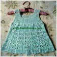 Two cute little dresses units of crochet for girls! You will love - Crochet Designs Free Crochet Toddler, Baby Girl Crochet, Crochet Baby Clothes, Crochet For Kids, Crochet Dresses, Beau Crochet, Knit Crochet, Crochet Designs, Crochet Patterns