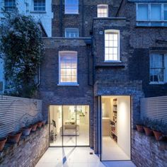 Chelsea+Town+House++by+Moxon+Architects