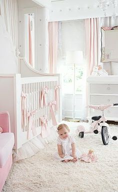 Home Sweet Home: Baby Nursery