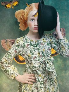 Quirky kids fashion styling for NORO autumn collection 2015