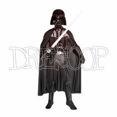 Disfraz Darth Vader premium para niño - Dresoop.es