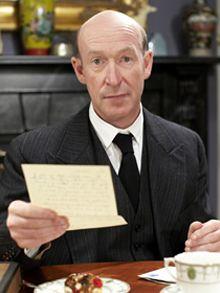 Richard Bligh as Mr Butler aka Mister B.