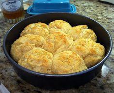 The Great Cupcake Adventure: Grandma's Buttermilk Biscuits