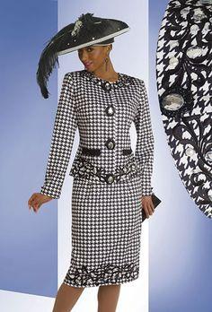 Donna Vinci Collection - Fall 2014 #WomensFashion #ChurchSuits #Dresses