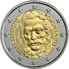 Eslovaquia 2015 2 Euros