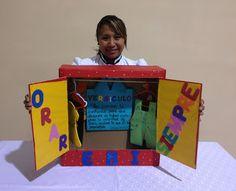 Recursos ~ EBI México Preschool Arts And Crafts, Bible School Crafts, Sunday School Crafts, Bible Crafts, Object Lessons, Bible Lessons, Bible For Kids, Diy For Kids, Singing Time