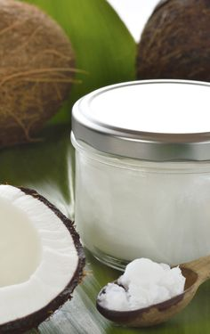 The 5 BEST Ways to Use Coconut Oil ~~ improve your health, skin, hair, cooking, & more!