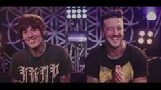 Oliver Sykes and Austin Carlile!
