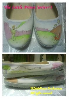 the little prince shoes