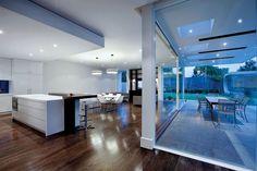 Stylish Hawthorn Residence With Minimalist But Impressive Interior Design 9