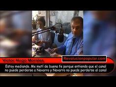 Víctor Hugo explica la situación de Roberto Navarro en C5N - YouTube