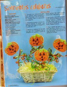 Confinteria para halloween