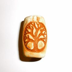 tree of life mandala dread bead tube by seididread on Etsy
