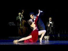 """▶ Tango """"Mala Junta"""". Fernando Gracia and Sol Cerquides with """"Solo Tango"""" orchestra. Танго. 2014. - YouTube"""