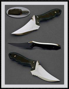 RCK Custom Made Knives by Kazutoshi Tanabe