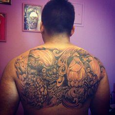 tattoo yun