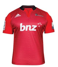 Crusaders Rugby Jersey 2014