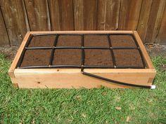2x4 - Raised Garden Kit