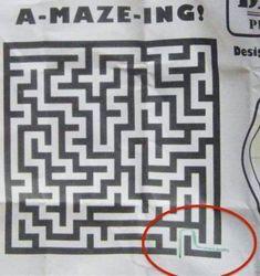amazing Maze ~ Funny You Had One Job Fails fails memes bilder bilder sarkasmus deutsch deutsch bilder zitate witzig witzig bilder sprüche Funny Quotes, Funny Memes, Hilarious, Funny Cartoons, Videos Funny, Really Funny, The Funny, Amazing Maze, Awesome