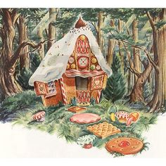 1000 Images About Hansel And Gretel On Pinterest Candy