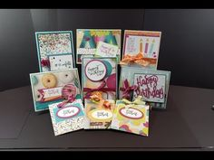 Stampin' Up! Picture Perfect Birthday Online Card Class