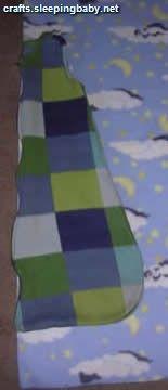 sleep sack pattern