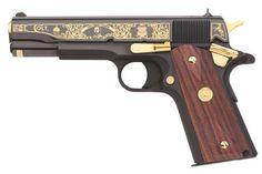 Colt Legacy Tribute .45 pistol.
