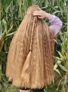 Really Long Hair, Silky Hair, Red Hair, Tassel Necklace, Long Hair Styles, Beautiful, Women, Fashion, Long Hair
