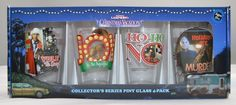 Pint 16 Oz. Glass National Lampoon's Christmas Vacation 2015 Collector's Series #Icup