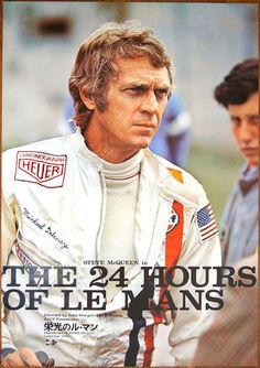 LE MANS Japanese movie posters (1971)