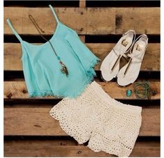 Stylish Outfit for Summer