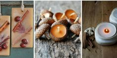 Fall Candles - Soy Candles