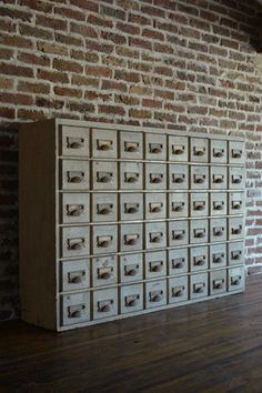 48DRAWER APOTHECARY CABINET