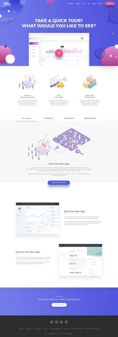 Dribbble - marketing_landing_page.png by Rono