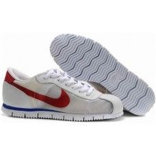 Nike Cortez Fly Motion White Silver Red
