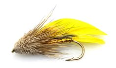 Muddler Minnow yellow