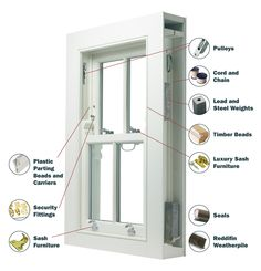 1000 Images About Window Range On Pinterest Sash