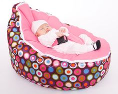 Baby Beanbag...no more flat head from being on their back all the time...prevents reflux too