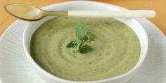 Σούπα με μπρόκολο και γιαούρτι Healthy Snacks, Tasty, Cooking, Ethnic Recipes, Food, Life, Recipes, Stew, Essen