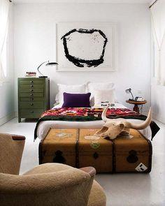 Intérieur bohème à Madrid – Miluccia   Magazine d'inspiration décoration et design