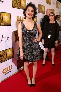Ilana Glazer at the 2014 Critics Choice Awards