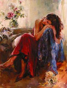 Michael Garmash art paintings