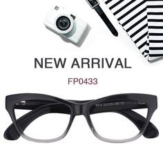 f4736c1484e Rock Cat Eye Graduated Color Glasses