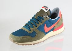 Wilmer Edson - NIKE AIR VORTEX VINTAGE V-SERIES (MID TURQUOISE /...