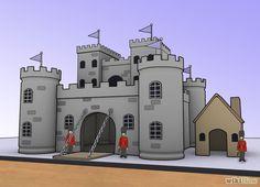 Imagen titulada Make a Model Castle Intro
