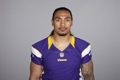 NFL Jersey's Men's Minnesota Vikings Matt Asiata Pro Line Purple Big & Tall Player Jersey