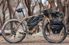 My Bush Blasted 44 Bikes Ute Rigid MTB Tourer | The Radavist