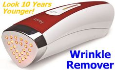 Best wrinkle remover – FaceFX anti-aging device! Look 10 years younger than your age in just two months! #wrinkles