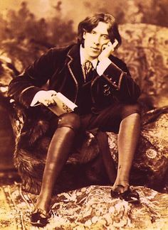 """Oscar Wilde - """"Moderation is a fatal thing. Nothing succeeds like excess."""" Unfortunately it seems this is more than true in our Culture."""
